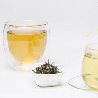 Анти-ейдж с бял чай